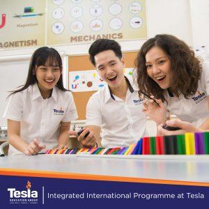 Integrated International Programme at Tesla